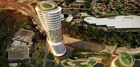COMPETITION WINNER: LANE COVE RESIDENTIAL TOWER